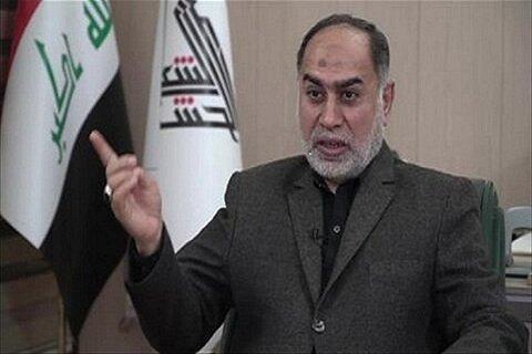 ابو علی البصری معاون رئیس ستاد حشد الشعبی