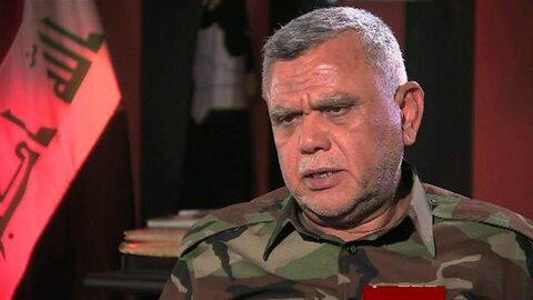 هادی العامری رئیس ائتلاف فتح عراق