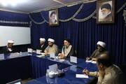 تصاویر/ نشست خبری ستاد حوزوی سند الگوی اسلامی ایرانی پیشرفت