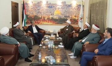 هدف از معامله قرن تسلط بر تمامی اراضی فلسطین و عربی است