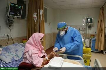تست کرونای ۲۴۴۹ نفر مثبت شد/ فوت ۱۱۳ بیمار