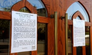 MPs fear rise in Islamophobia as mosques in UK reopen