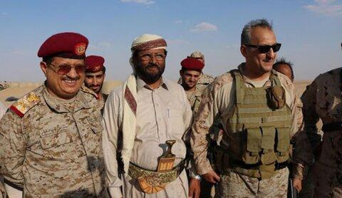 قادة المرتزقة متورطون بنهب أموال الشعب اليمني + وثيقة