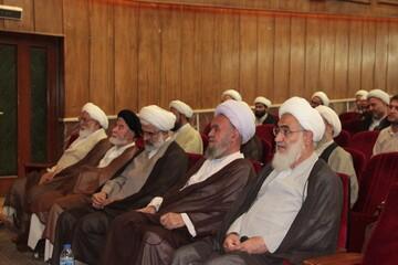اساتید حوزه قزوین تجلیل شدند/ تقدیر از مسئول نمایندگی خبرگزاری حوزه