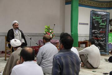 برگزاری مراسم شهادت امام جعفر صادق(ع) در دانشگاه ادیان و مذاهب