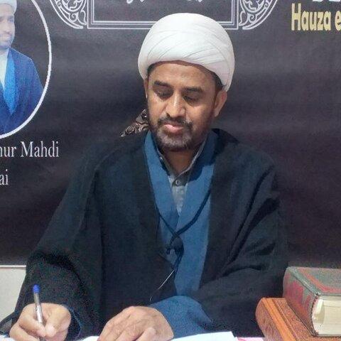 مولانا ظہور مہدی مولائی