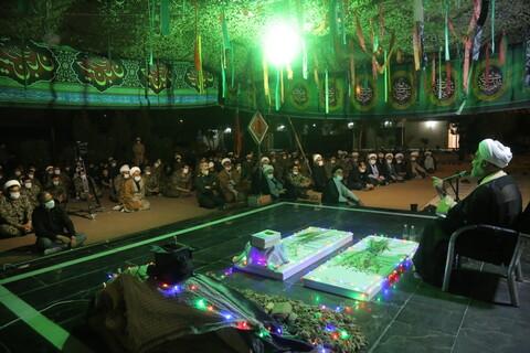تصاویر / مراسم تجلیل از طلاب تیپ 83 امام جعفر صادق(ع )