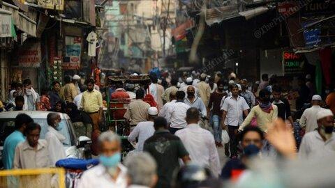 نگاه مسلمانان به هندوها، مثبت، نگاه هندوها به مسلمانان منفی