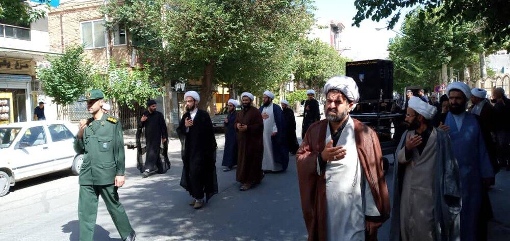 إحياء ذكرى استشهاد الإمام الصادق (ع) في مختلف أرجاء إيران