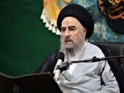 آية الله المدرسي يدعو الى الانتهاج بنهج الإمام الصادق عليه السلام في تقويم ثقافة الأمة