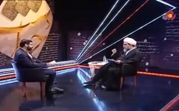 فیلم | حضور آیت الله محمدجواد فاضل در برنامه «دستخط»