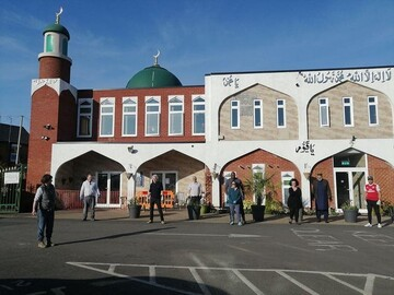 Banbury Mosque installs fever detectors with help from local security company