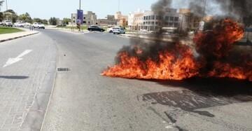 مردم بحرین در محکومیت صدور احکام اعدام تظاهرات کردند