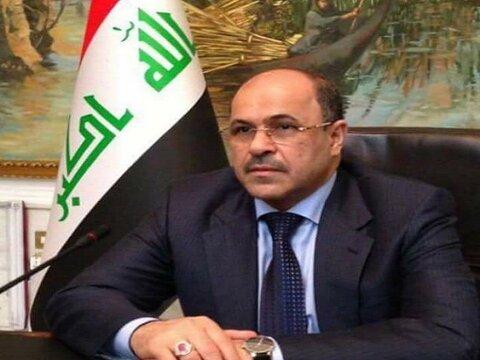 کاطع الرکابی عضو کمیته امنیت و دفاع مجلس عراق