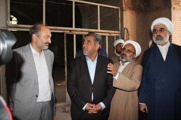 احیای مدرسه علمیه تاریخی سردارین در دستور کار  استانداری قزوین