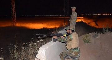 حشد الشعبی حملات داعش در صلاح الدین را دفع کرد