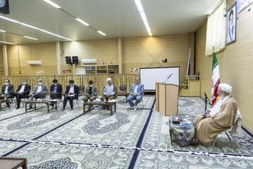 تصاویر نشست شورای قضائی استان یزد