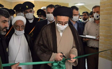 افتتاح دفتر نمایندگی مسجد مقدس جمکران در تبریز