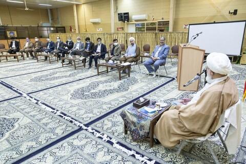 تصاویر نشست شورای عالی قضائی استان یزد