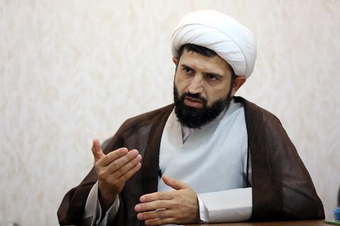 مصاحبه با حجت الاسلام بهاری قراملکی مدیر دفتر امور نخبگان استعدادهای حوزه