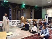 برگزاری کارگاه پژوهشی در مدرسه امیرالمومنین (ع) تبریز