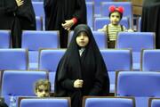 آیین تجلیل از دختران «شهدای مدافع حرم» در قم برگزار شد