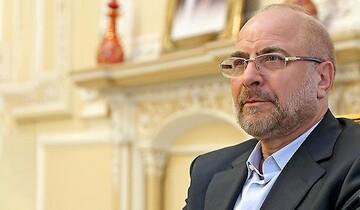 قاليباف يدعو الدول الاسلامية الى تجاهل الحظر الايراني