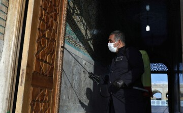 AQR observes protocols in holy shrine to prevent spread of Covid-19