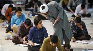 تشکیل قرارگاه حوزوی پذیرش دانش آموزان در نهاوند