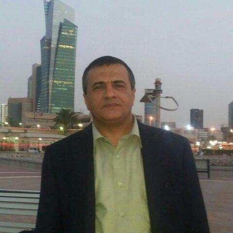 «محمد المنصور» المحلل السیاسي و الخبیر الیمني