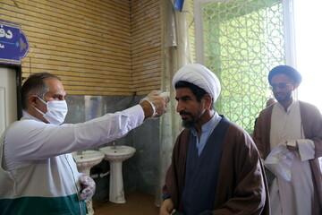 قدردانی امام جمعه و ستاد نماز جمعه قم از خدمات جامعه سلامت قم