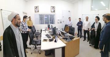 قدردانی مدیر جامعه الزهرا از اقدامات بخش فناوری اطلاعات و استمرار آموزش در شرایط کرونا