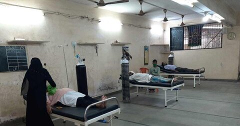 Mosque near Mumbai serves as free Oxygen centre for COVID Patients