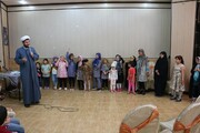 تصاویر/ اردوی خانوادگی پایگاه بسیج شهدای روحانی مرکز مدیریت حوزه
