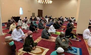 مساجد مکه مکرمه بعد از سه ماه تعطیلی بازگشایی شدند