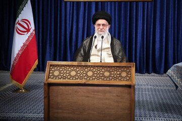 "Ayatollah Khamenei: If the Iranian nation does its duty, the ""maximum pressure"" policy will be a punch to the U.S."