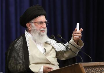 الإمام الخامنئي: عارُ التطبيع مع الكيان الصهيوني لن يُمحى عن جبين الحكام الخونة من العرب