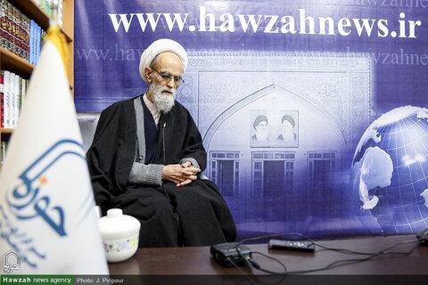آیت الله عبدالمجید باقری بنابی