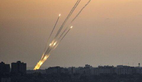 """قوة صواريخ غزة تتضاعف و""""سرايا القدس"""" أصابنا مباشرة"""