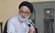 مولانا قاضی سید محمد عسکری کا ایکسیڈینٹ، صحت یابی کے لئے دعا کی اپیل