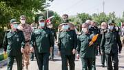 سپاہ پاسداران انقلاب اسلامی نے ایران میں دہشتگردی کے ایک نیٹ ورک کو تباہ کردیا