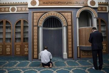 شیوع ویروس کرونا افتتاح مسجد آتن را بار دیگر به تاخیر انداخت