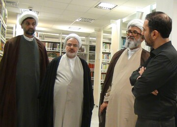 آمادگی کتابخانه مرکز بررسی های اسلامی قم  جهت استفاده طلاب و فضلا