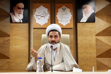 تصاویر/ نشست خبری مدیرکل بازرسی استان قم