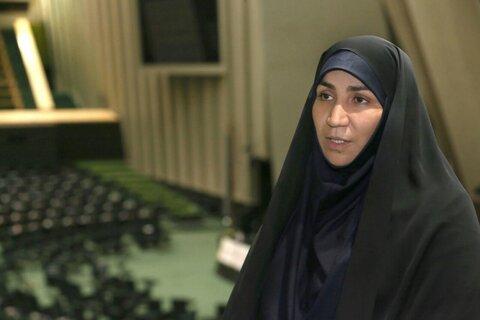 هاجر چنارانی نماینده نیشابور در مجلس