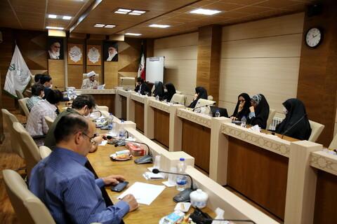 نشست خبری مدیرکل بازرسی استان قم