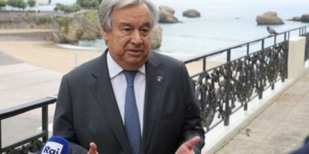 UN secretary-general appeals to Israel to scrap annexation plan