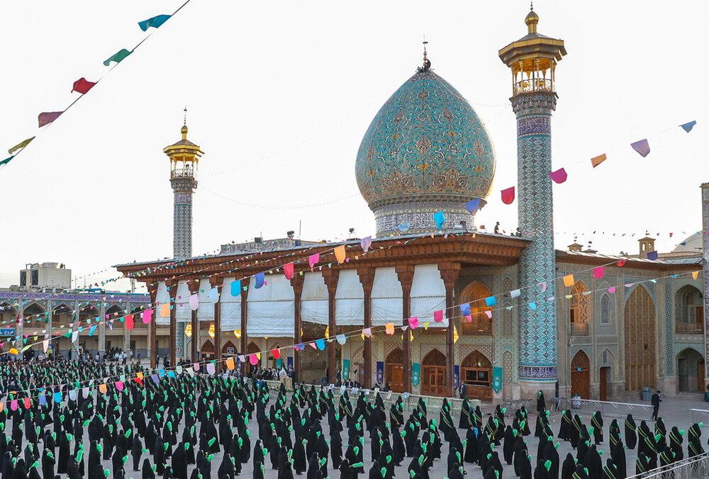 فیلم   مستند آفتاب شیراز