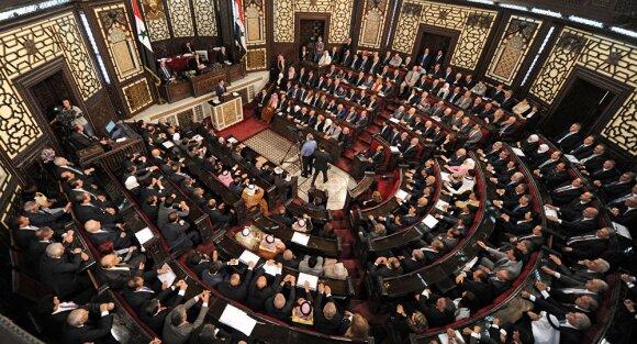 """مجلس الشعب السوري"""""""""""