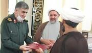 تقدیر از طلاب قرارگاه جهادی حوزه علمیه استان ایلام